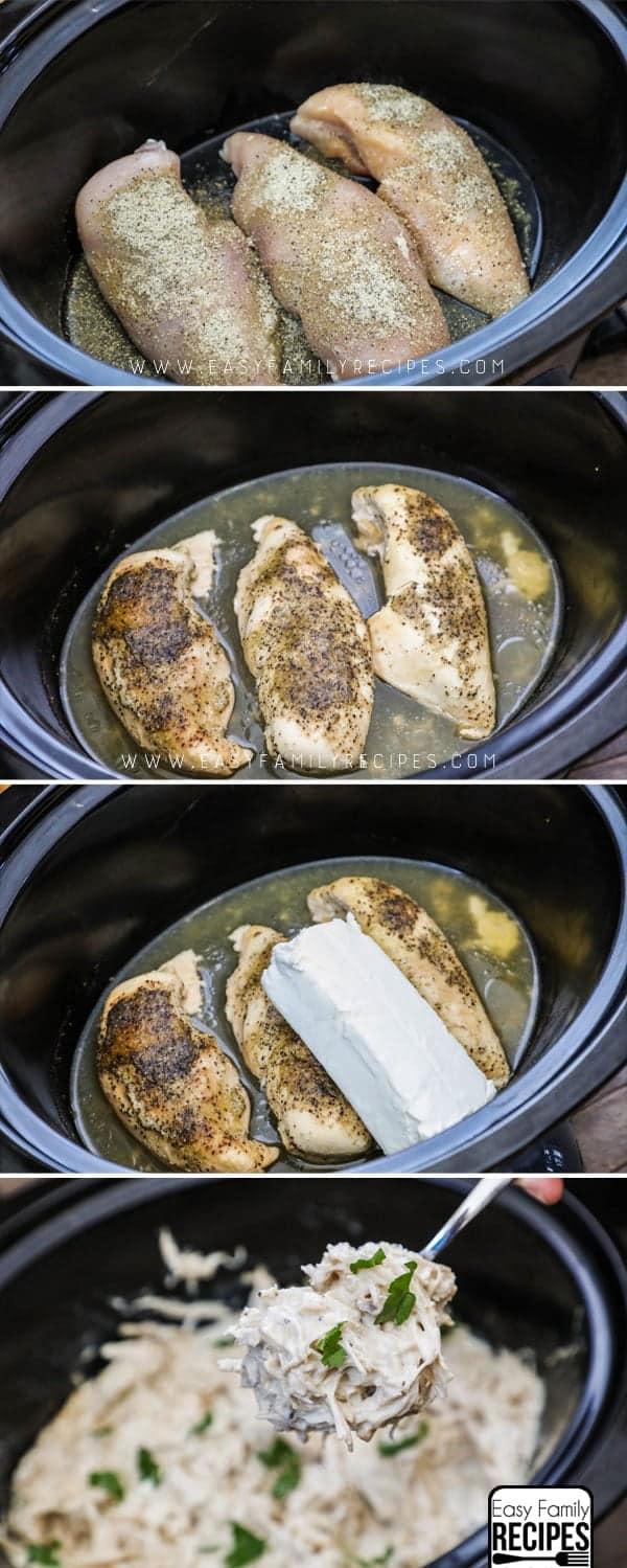 Quick & Delish Crockpot recipe- How to make Greek Chicken