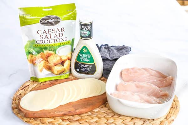 Caesar Chicken Ingredients
