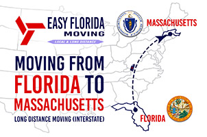 Moving from Florida to Massachusetts