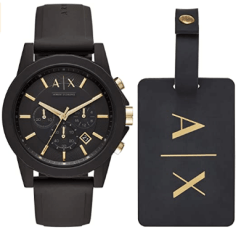 Armani exchange stainless