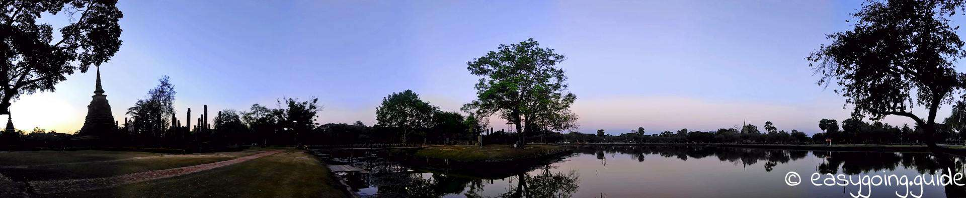 Historical Park Sukothai