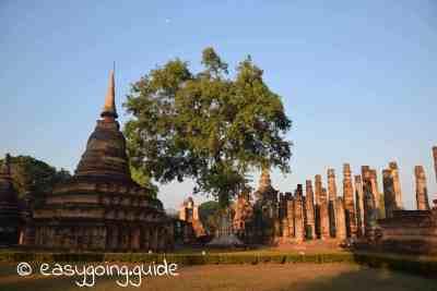 Wat Mahatha Sukhothai