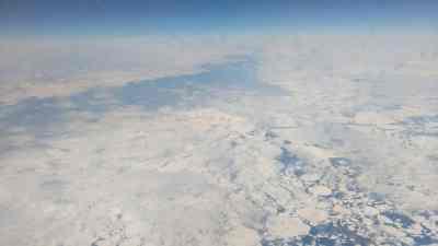 Eismassen Neufundlands