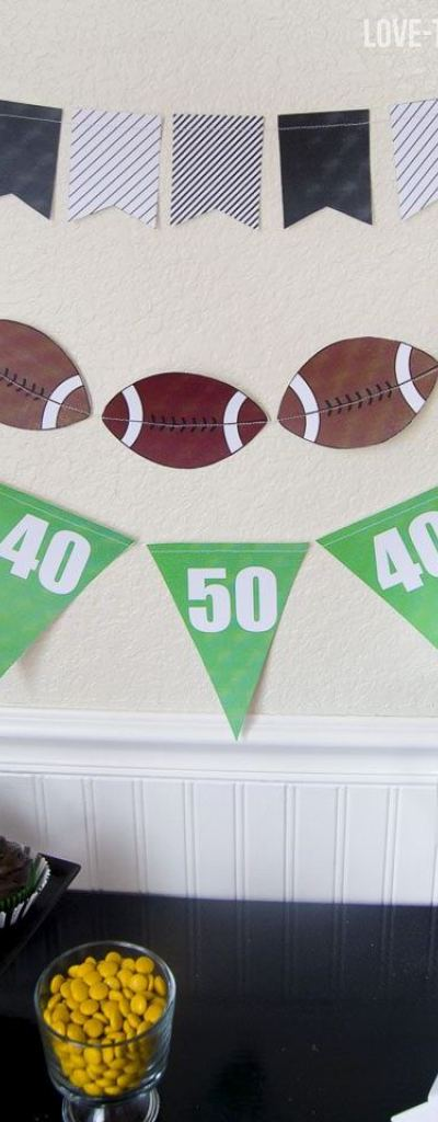 Fun Game Day Printables