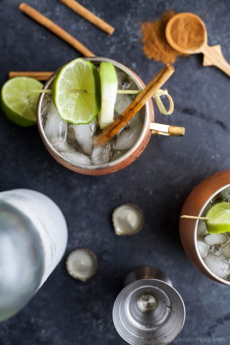 Fall Holiday Cocktail Recipes