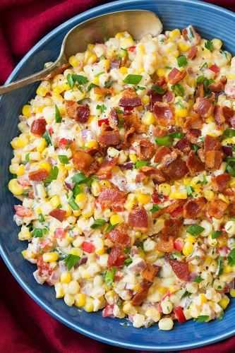 Amazing Side Dish Recipes