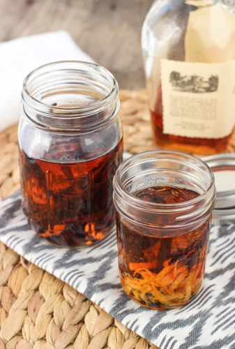 Homemade Vanilla Extract