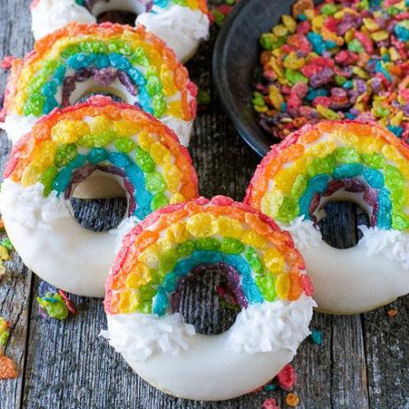 Colorful Rainbow Recipes