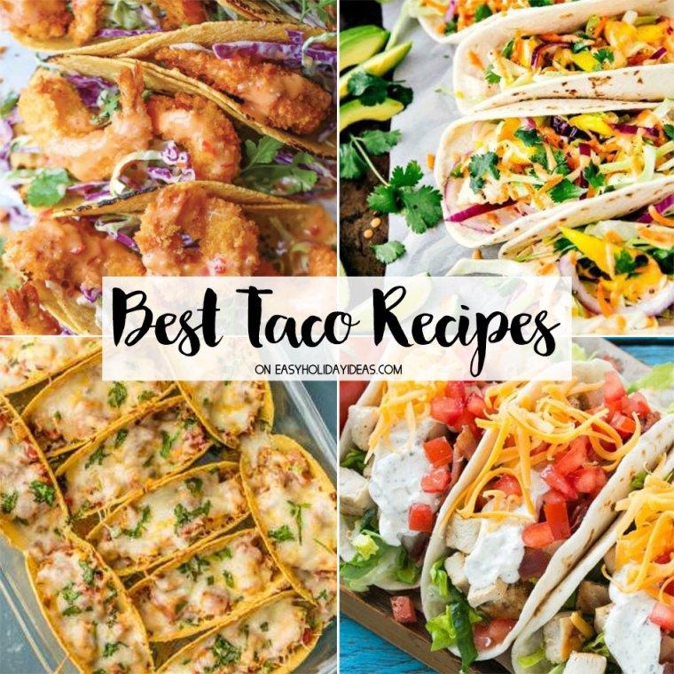 Best Taco Recipes