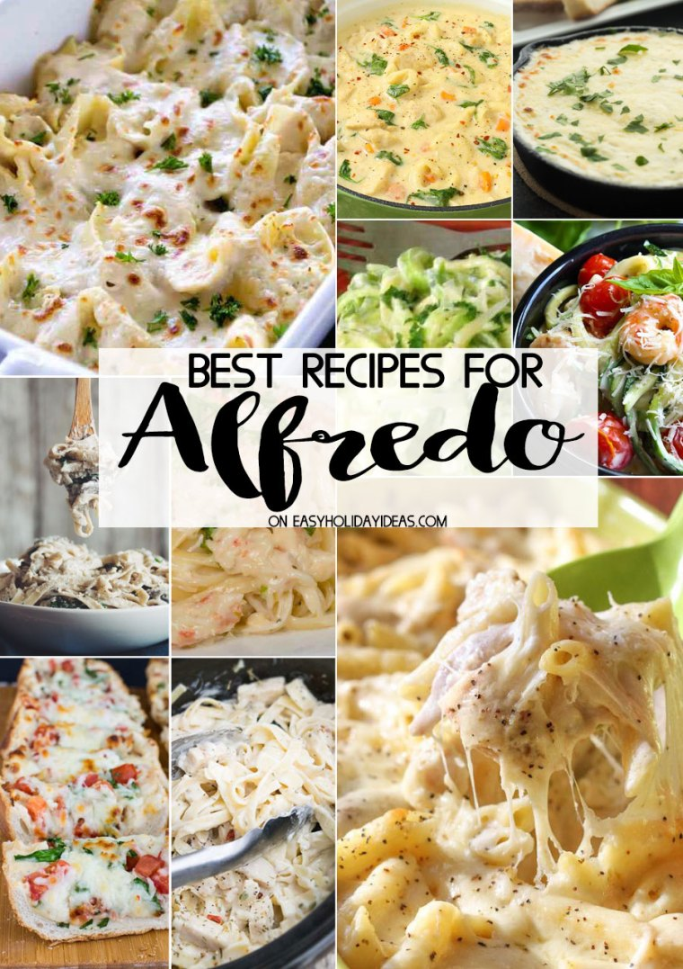 Best Alfredo Recipes