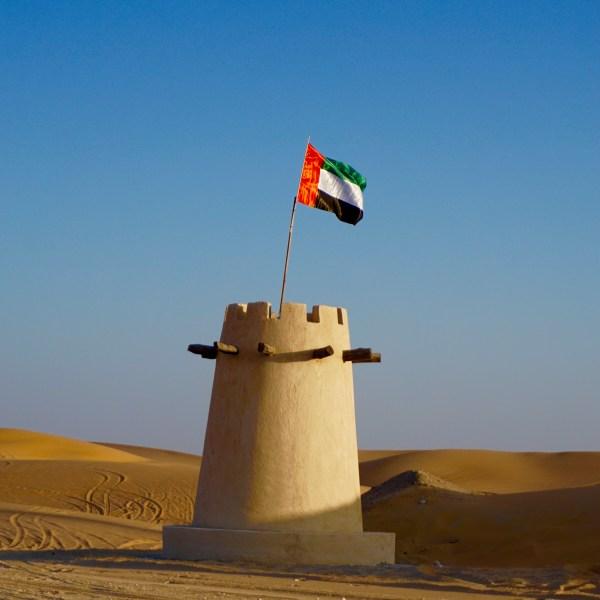 One Night in the Desert - Arabian Nights Village