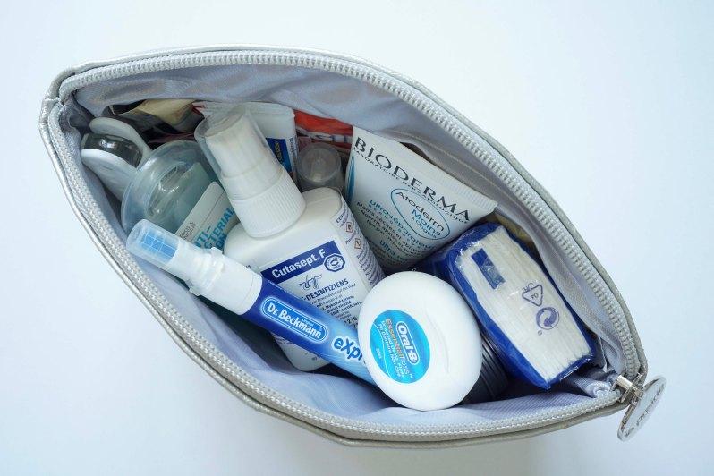 Just-in-case lifesaving kit