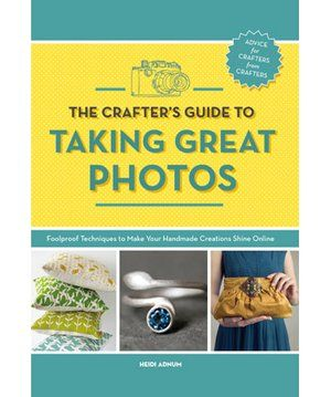 PHOTOGRAPHING ARTS & CRAFTS
