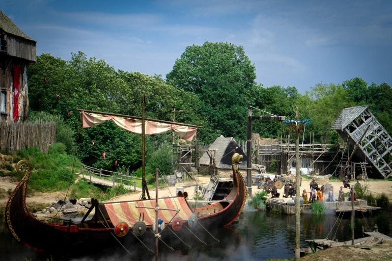 Les Vikings Poy du Fou