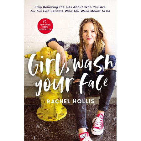 Books I read - girls wash your face stop