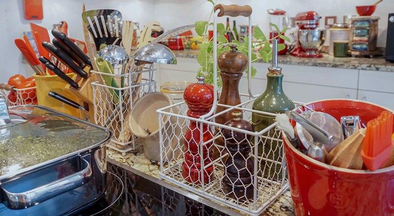 Basic kitchen tools