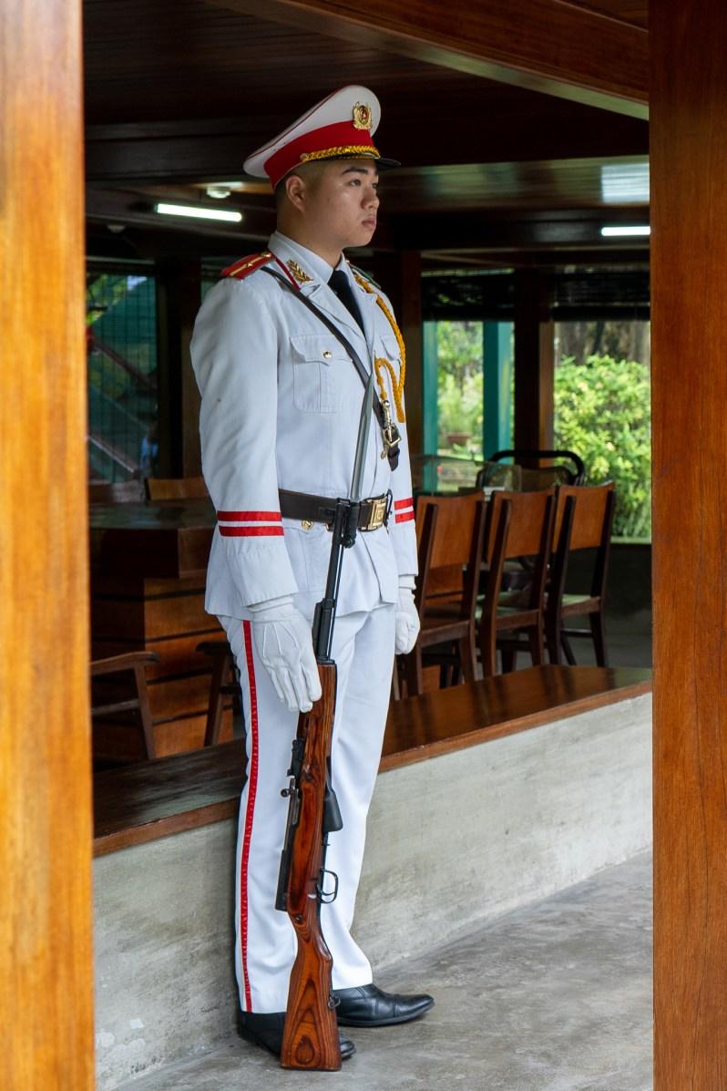 Holiday diary - Presidential Palace Hanoi