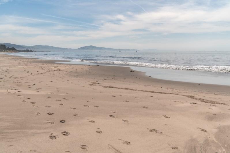 American Family vacation - Santa Barbara Beach