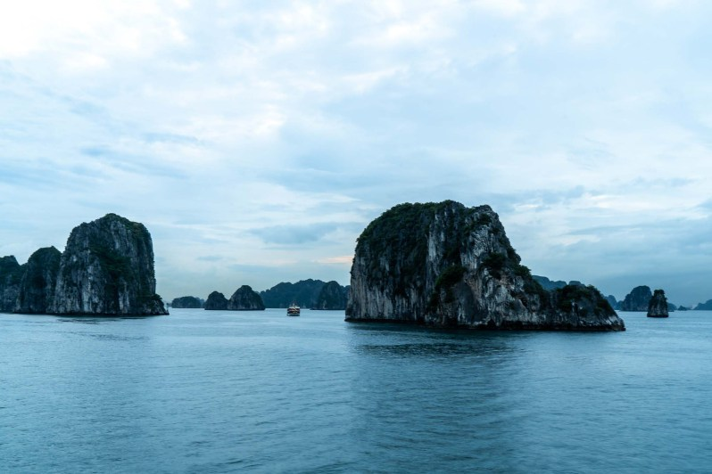 Vietnam - Halong Bay cruise