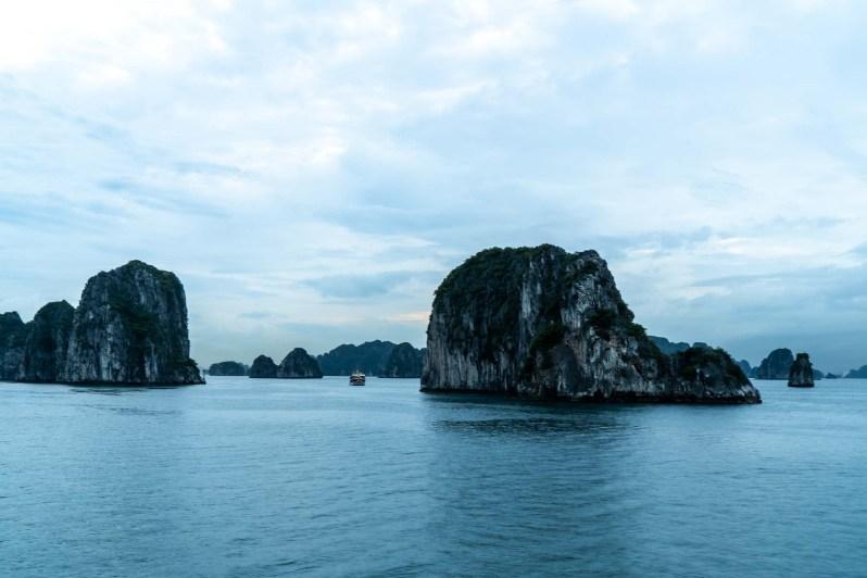 Vietnam - Halong Bay cruise