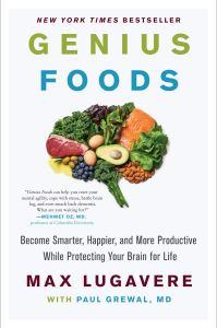 Genius foods book