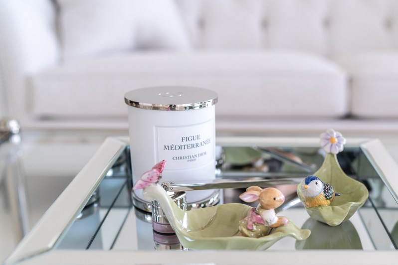 Spring fragrance and Villeroy & Boch Easter docorations