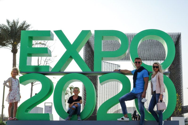 A sneak peek at Expo 2020 Dubai