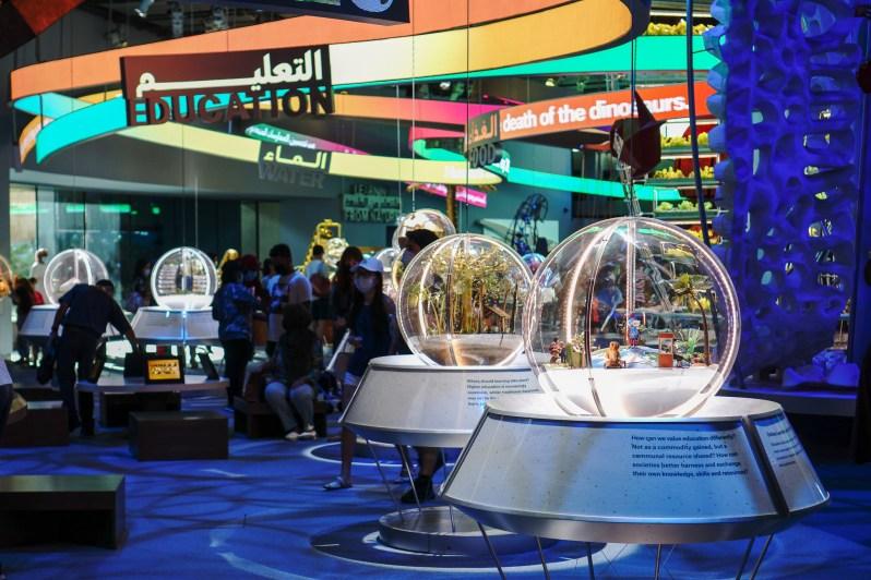 The Sustainability Pavilion Expo 2020