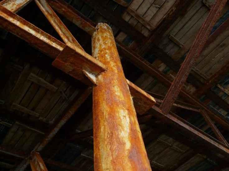 corrosive metal