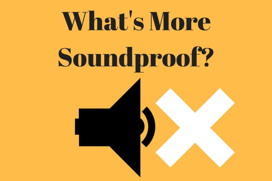 mdf vs osb vs plywood vs drywall soundproofing