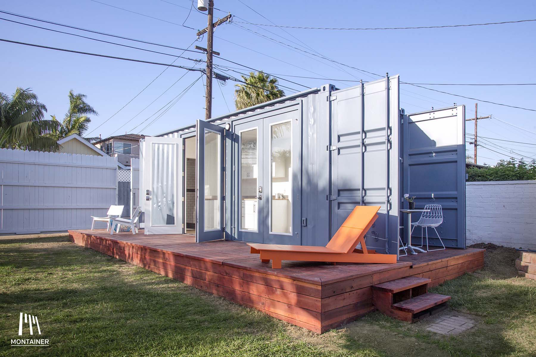 Best Kitchen Gallery: Eco Friendly Container Homes The Metal Boxes Sweeping The Nation of 32 X 40 Shipping Container Homes on rachelxblog.com