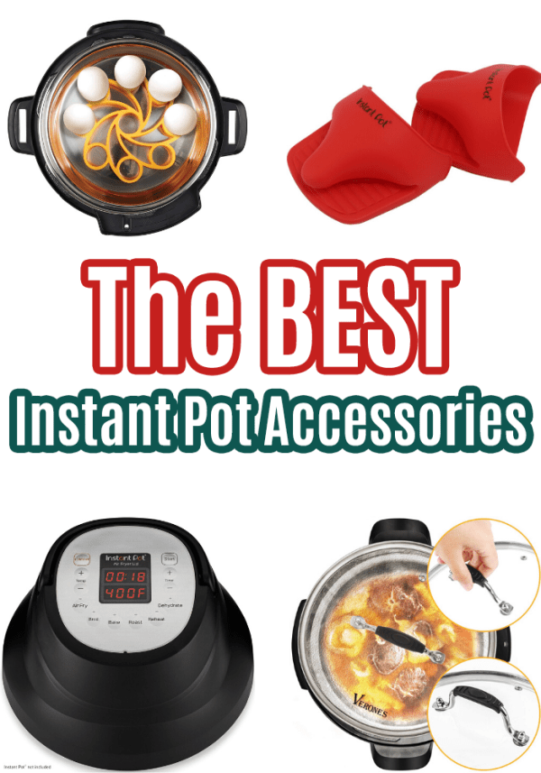 The BEST Instant Pot Accessories to have