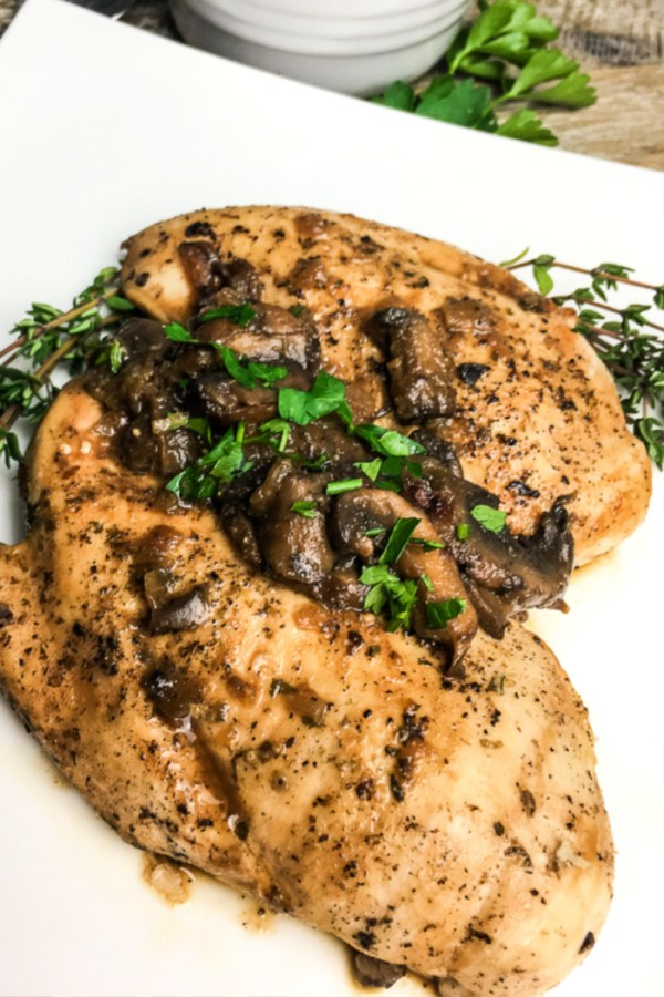 Instant Pot Italian Chicken