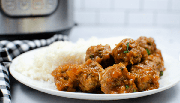 the best Hawaiian meatballs