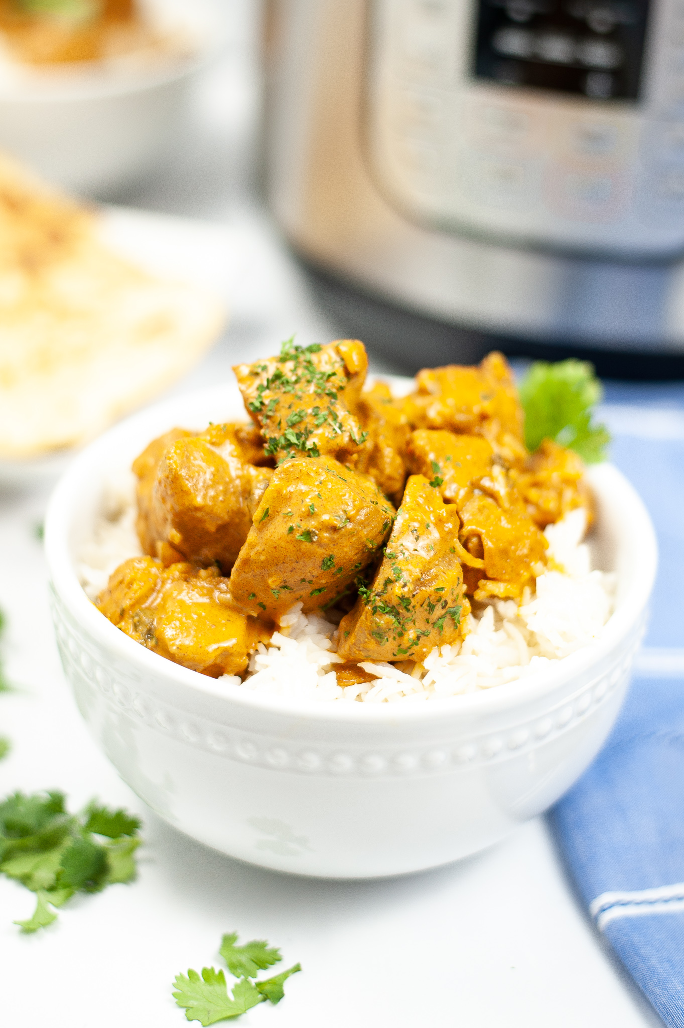 """Featured image for """"Instant Pot Butter Chicken"""""""