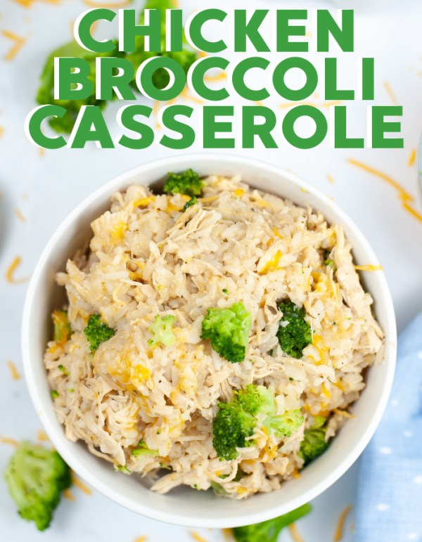 Instant Pot Broccoli Chicken Casserole