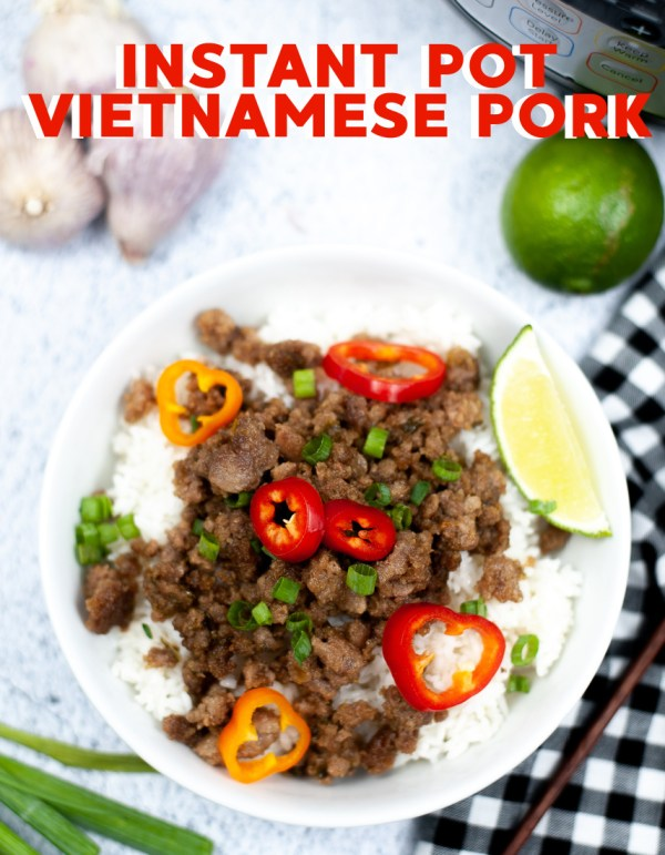 How to make Vietnamese pork in the Instant Pot
