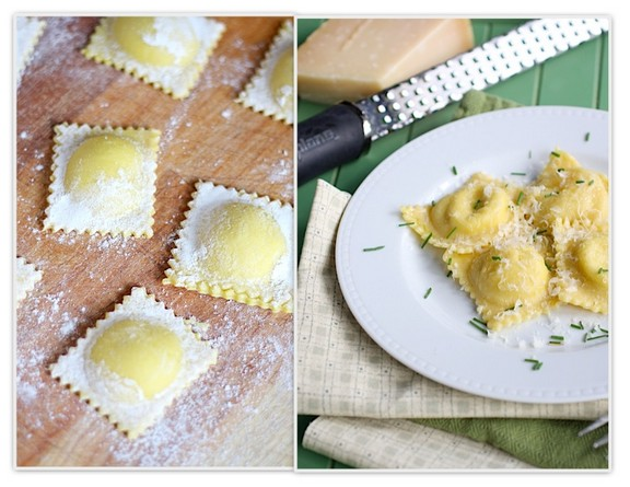 Honeymoon Ravioli recipe photo