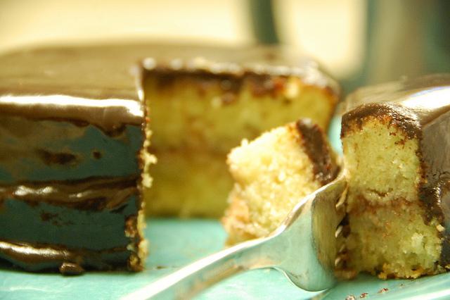 Italian Almond Cake Recipe