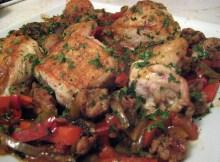 Italian Chicken Scarpariello Recipe
