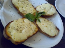 Italian Garlic Bread Recipe