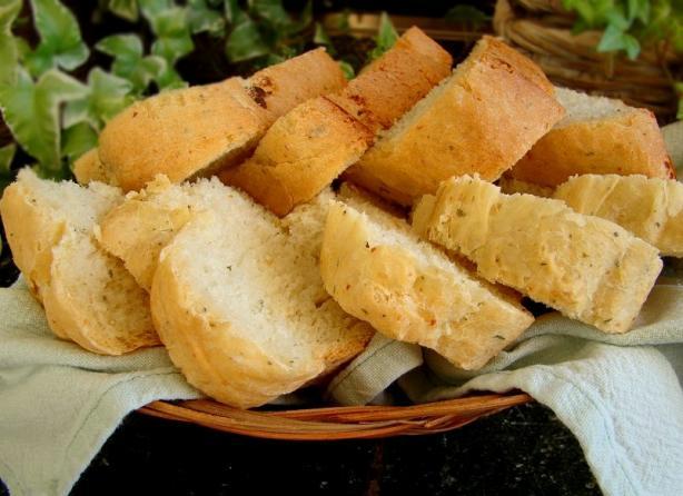 Italian Herb & Parmesan Bread (Bread Machine – Abm) Recipe