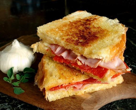 Italian Panini Recipe