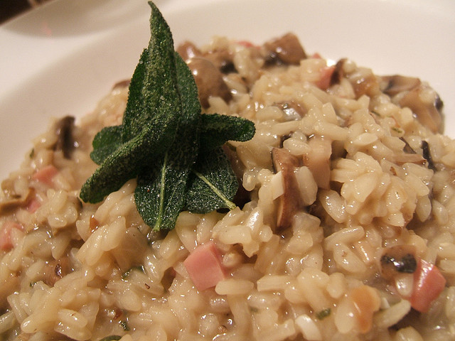 Italian Risotto Recipe