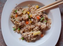 Italian Sausage Rice Recipe