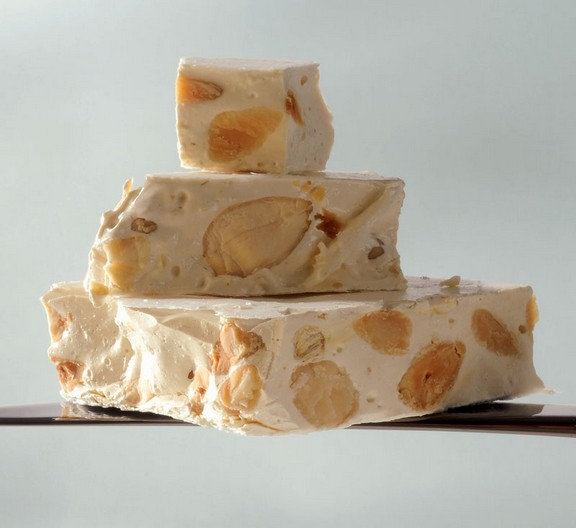 Italian Torrone Nougat Candy recipe photo