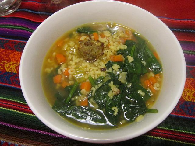 Italian Wedding Soup Recipe Easy Italian Recipes