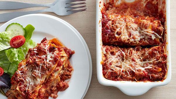 Italian Sausage Lasagna Recipe