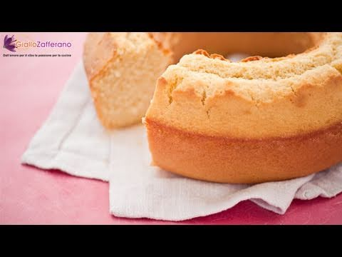 Bundt cake (ciambella) - Italian recipe (VIDEO)