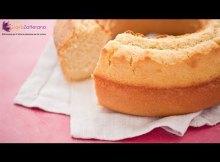 Bundt cake (ciambella) - Italian recipe (VIDEO)